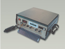 Metal fatigue identification device