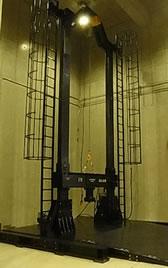 55Tonジャッキ負荷試験装置設置